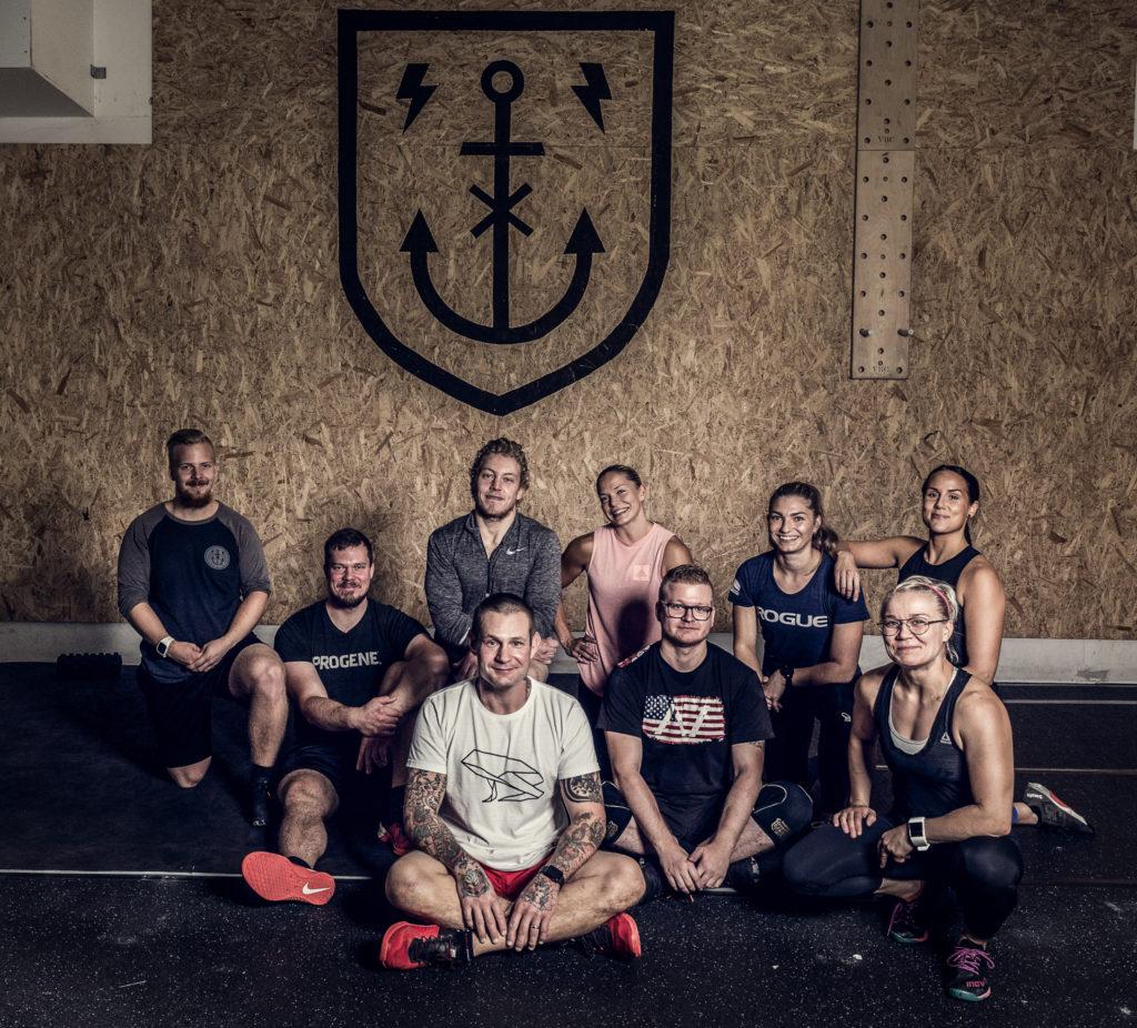 Tutustumistunti CrossFit Kuopiolla!