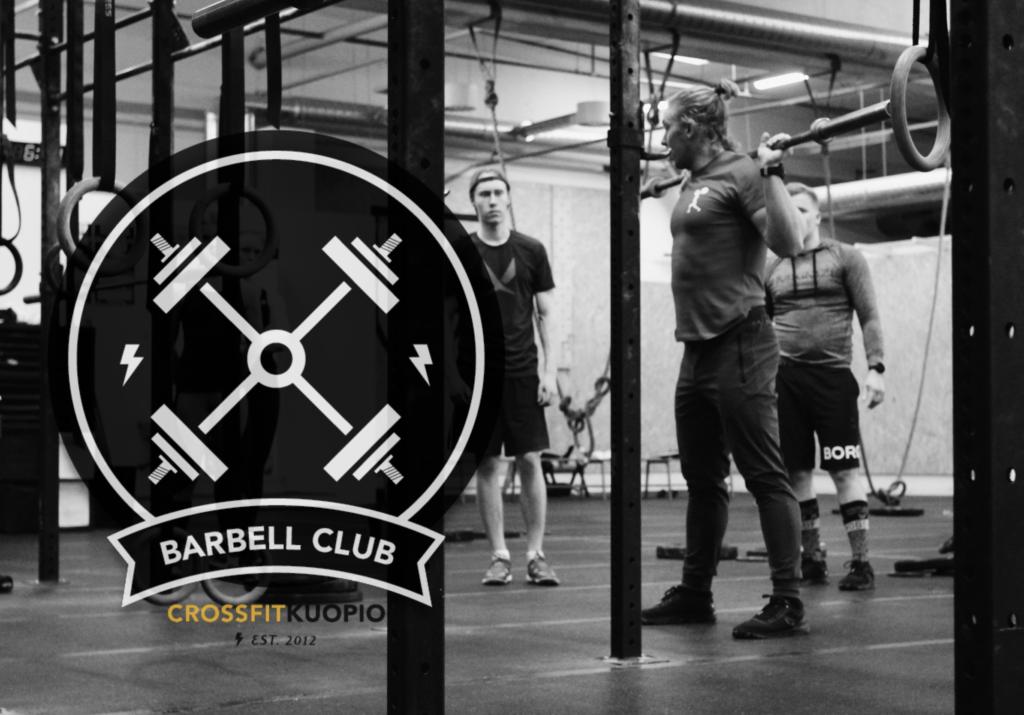 CrossFit Kuopio Barbell Club Weightlifting workshop